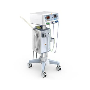 Leep electrosurgical unit